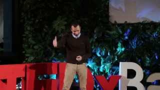 Hasan Al-Agele at TEDxBaghdad