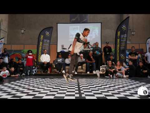 Doudou vs Wali | 1/2 Finale One One Battle International 2017 |Hip Hop Corner