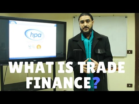 Trade Finance Explained