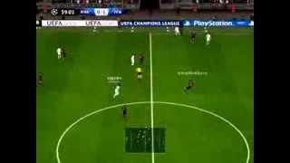 PES 2014 REAL MADRID V BARCELONA HD PC GAME PLAY (ULTRA SETTINGS)