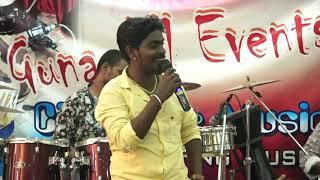 Adiye podi pacha sirikki // Gana Sudhakar // Guna all events 9943062487