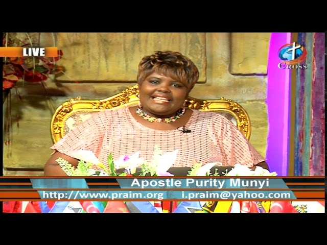 Apostle Purity Munyi - Into The Chambers Of The King 06-04-2019