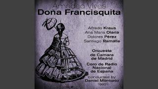 Doña Francisquita: Act III, Fandango