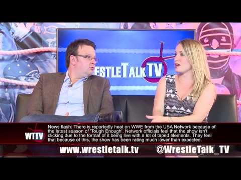Who is No. 2 Wrestling Promotion TV Debate? TNA, ROH, LU, NJPW!?
