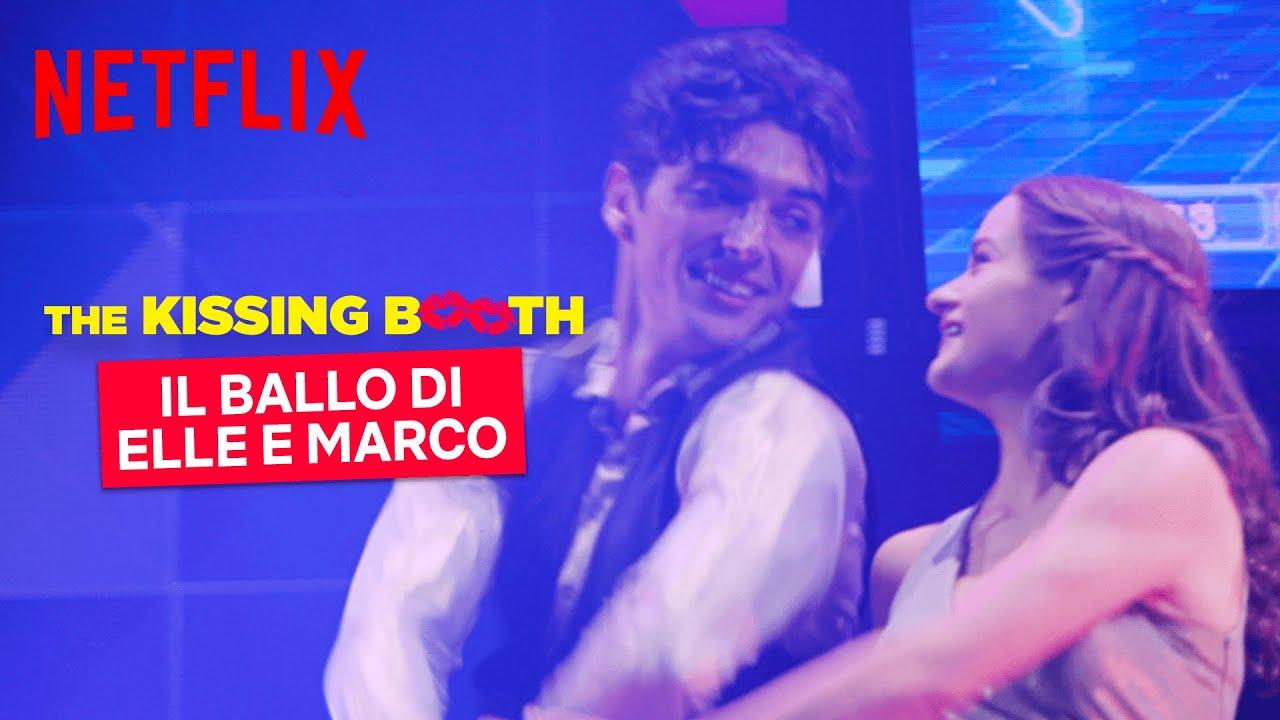 The Kissing Booth 2 | Il ballo di Elle e Marco | Netflix Italia