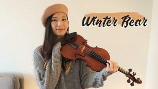 《Winter Bear》- BTS V (김태형) Violin Cover (w/Sheet Music)