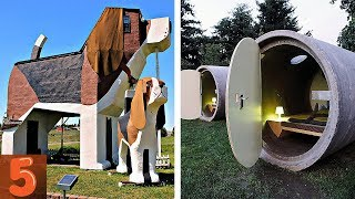 5 Most Unusual Hotels In The World
