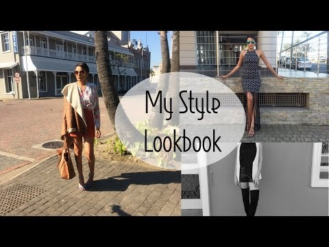 My Style Lookbook | Fashion by Brett Robson | South African Fashion Blogger