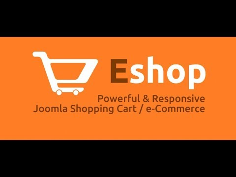 Joomla плагин EShop 3.0.2. Онлайн магазин на Joomla скачать бесплатно