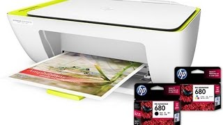 HP DeskJet Ink Advantage 2135 All in one Printer Unboxing Bangla