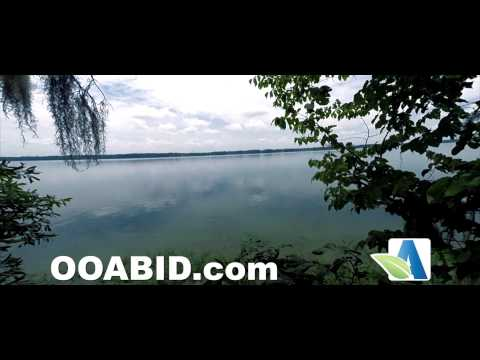 175 Acres of Prime Land on the Waterfront in Lake Eufaula, GA