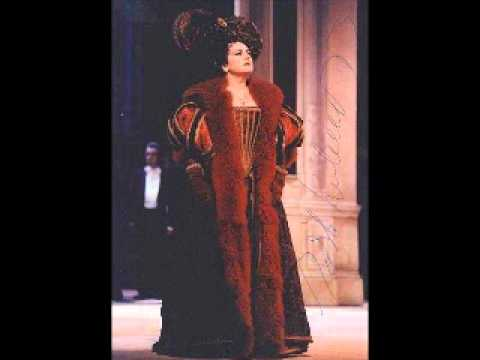 Donizetti - Anna Bolena - Anna's Mad Scene - Edita Gruberova