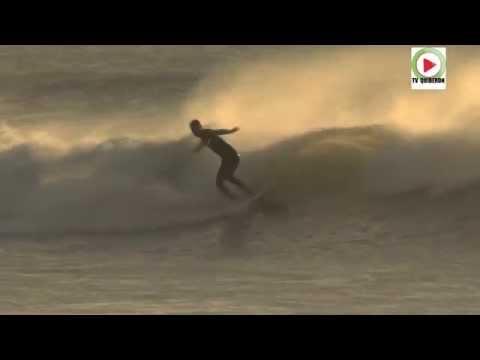 Plouharnel: Ils font du Surf en Hiver - Bretagne Télé