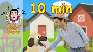 Old MacDonald and Other Nursery Rhymes and Songs for Kids by Songs with Simon | Compilation #1