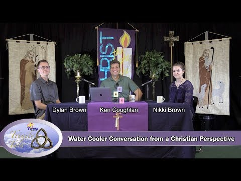 What is it Like to be a Christian in College? - Trinity Talk Live #9