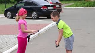 7 июля. Мастер-класс Татьяны Калмыковой по северной ходьбе в Ичалковском районе.