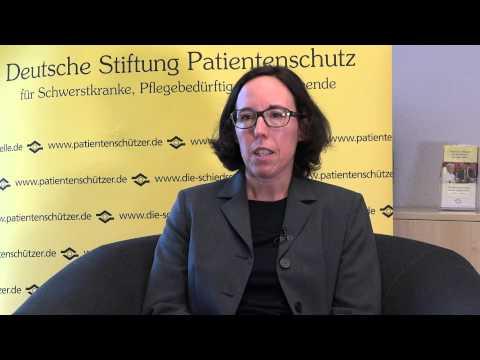 Sterbehilfe: Das sagt die Deutsche Stiftung Patientenschutz