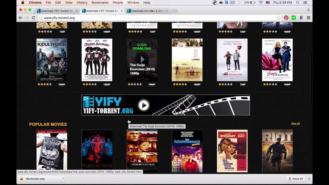 best torrent website for movies