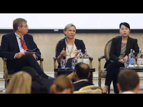 CFO Agenda 2016: Panel - The Digital Finance Function