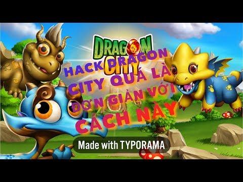 cách hack gem trong dragon city tren may tinh - Cách hack dragon city dễ nhất và thành công 100%