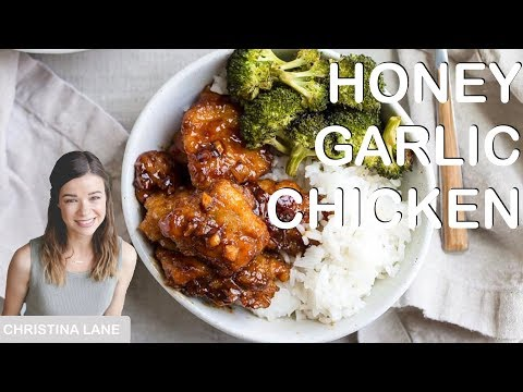 Honey Garlic Chicken Thighs In The Oven - Dinner For Two - Episode 4