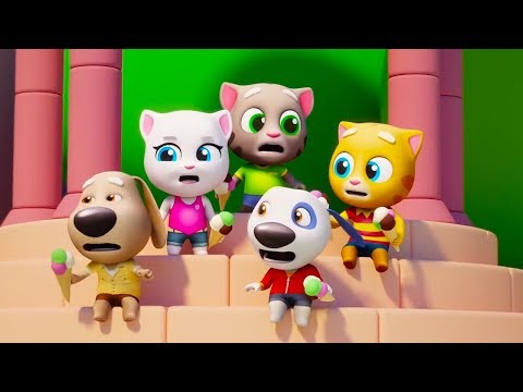 RUN! RUN! RUN! TALKING TOM HERO DASH AND TALKING TOM GOLD RUN NEW TRAILER 2019