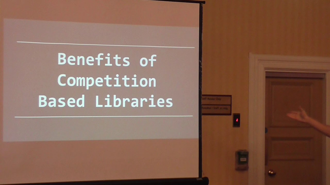 Image from Benefits of Competition based libraries for beginners in Python