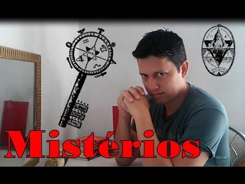Mistérios - Introdução - A Chave dos Grandes Mistérios