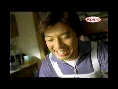 上川隆也 キャベジン CM スチル画像。CM動画を再生できます。