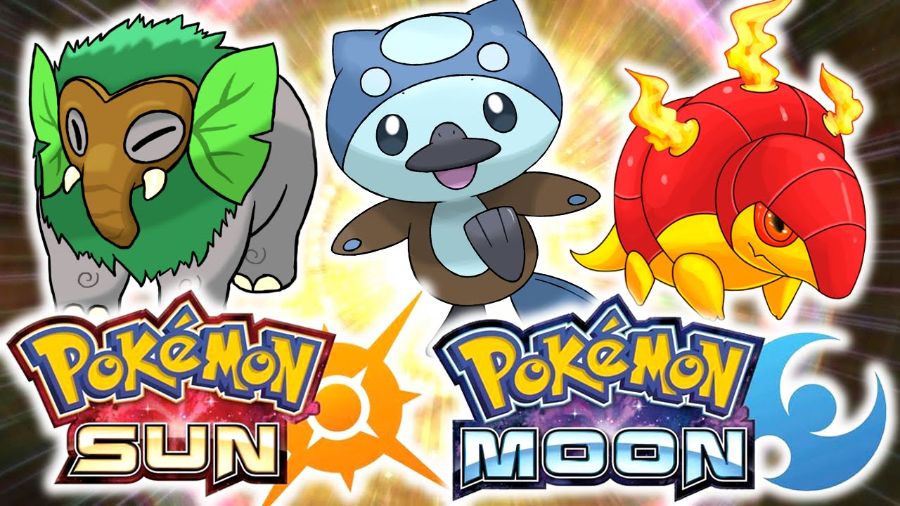 New Starter Pokemon in Pokemon