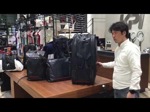 KPI TOUR RACKET BAG 紹介動画
