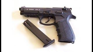 Mala Recenzija Startni Pistolj Zoraki 918 (Beretta 92FS)