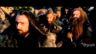 THE HOBBIT (2012) - Funny Dwarves Scenes - HD