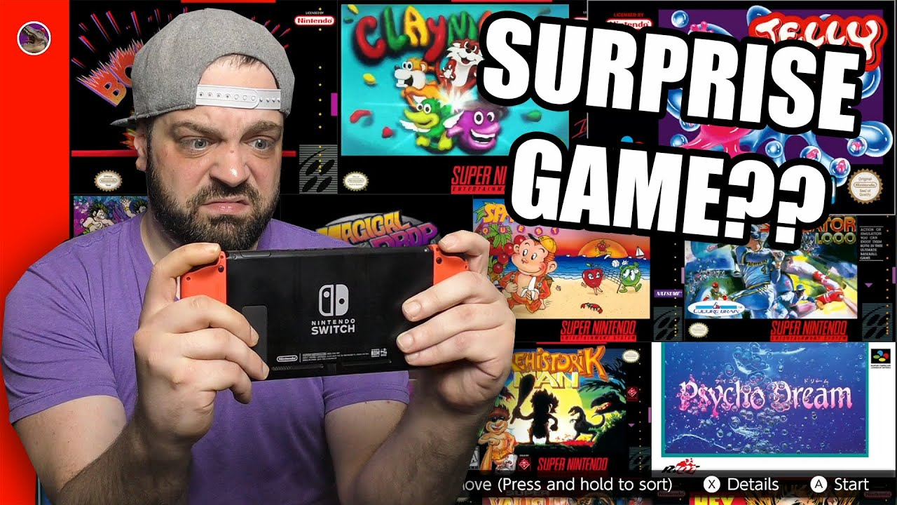 Playing NEW NES/SNES Games for Nintendo Switch Online & There's A Surprise?!