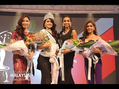 The Next Miss Universe Malaysia 2016 | Gala Night