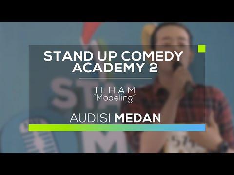 Modeling - Ilham (SUCA 2 - Audisi Medan)