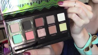 Maya Mia Palette first Impressions and Review Thumbnail
