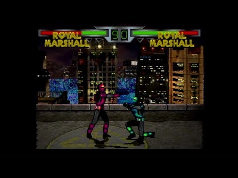 "Thea Realm Fighters (Atari Jaguar) - Longplay of the ""Beta"" prototype"