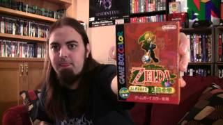 -Nick The Game Bastard - 1/7/13 Video Game Pickups Castlevania, Zelda Imports, SNK Neo Geo X Gold