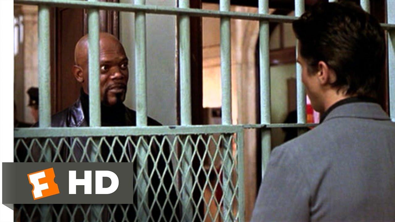 Download Shaft (8/9) Movie CLIP - Thrown in Jail (2000) HD