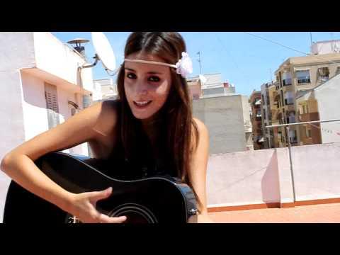 Que me quedes tu- Shakira (Cover by Xandra Garsem) mp3
