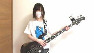 【ヤバイTシャツ屋さん】かわE のベース弾いてみた【ちいぱん】