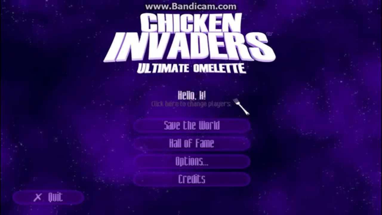 Hướng dẫn tải game Chicken invaders 4 ( bắn gà 4 ) + Crack pc