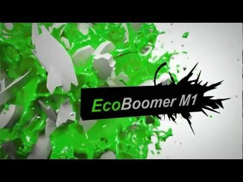 EcoBoomer M1: Eco-Chic, Eco-Fun, Eco-Hollywood, Eco-YOU