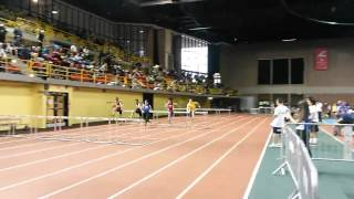 60m Haies finale Laurent Grandmangin 8 95