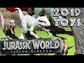 Jurassic World Dino Rivals Dinosaur Toys -  New York Toy Fair 2019