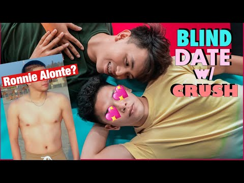 A BLIND DATE WITH MY CRUSH! | FebBebe Diaries | Niel Padilla Vlog