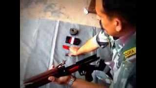 7.62mm SLR (SELF LODING RIFLE) SRI A.B.R GOVT DEGREE COLLEGE REPALLE