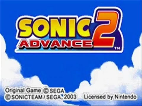 Let's Play Sonic Advance 2! (Part 1)