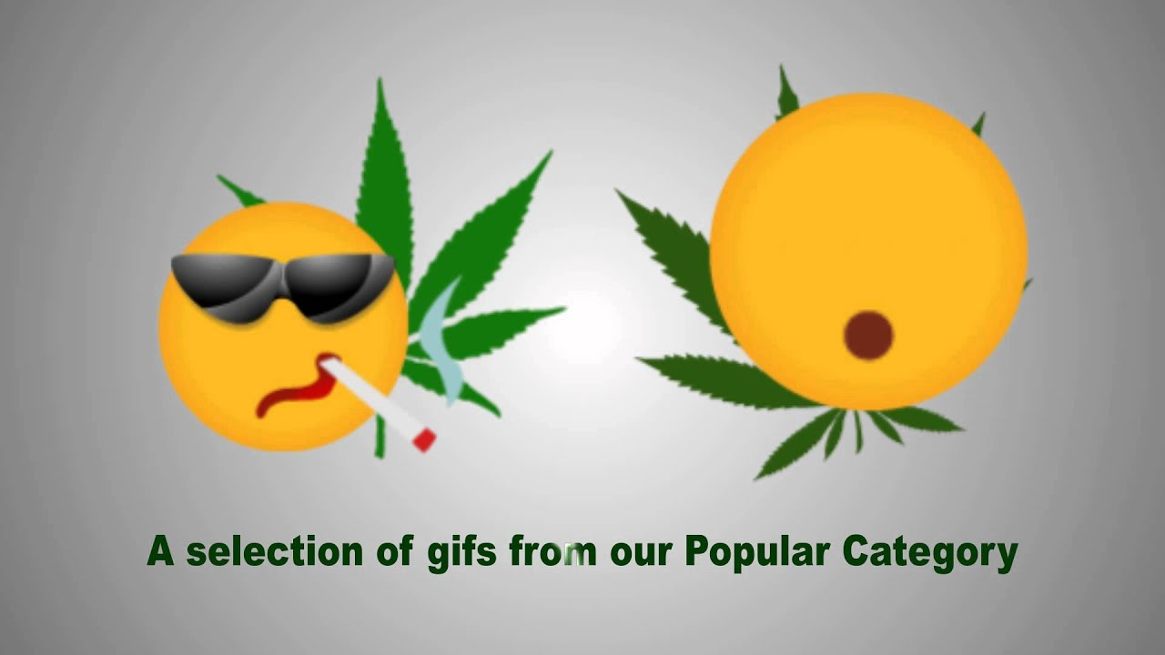marijuana emojis for android